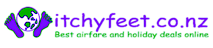Itchyfeet Travel's Company logo