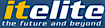"Halfliu Group Of America's Competitor - Itelite ""the Americas"" logo"