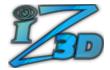 iZ3D's Company logo