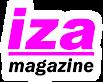 Iza Magazine's Company logo