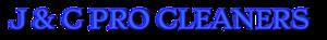 J & C Pro Cleaners's Company logo