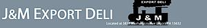 J & M Export Deli's Company logo