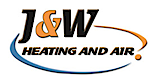 J & W Heating and Air's Company logo