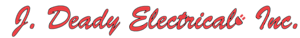 J. Deady Electric's Company logo