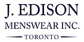J. Edison Menswear's Company logo