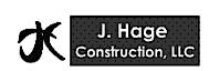 J. Hage Construction's Company logo