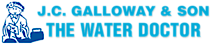 J.c. Galloway And Son The Water Doctor's Company logo
