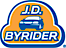 Carfinco's Competitor - J.D. Byrider logo