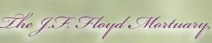 J.F. Floyd Mortuary's Company logo