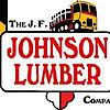 J F Johnson Lumber's Company logo