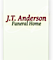 Petty Funeral Home's Competitor - J.t. Anderson Funeral Home logo