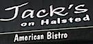 Jack's on Halsted's Company logo