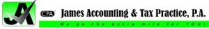 James Accounting & Tax Practice's Company logo