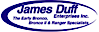 Jamesduff Logo