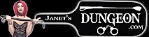 Janets Dungeon's Company logo
