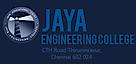 Jaya Engineering College's Company logo