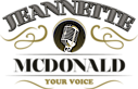 Jeannette Mcdonald Voice Talent's Company logo