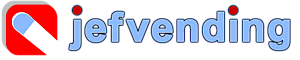 Jefvending's Company logo