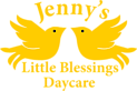 Jenny's Little Blessings Day-care's Company logo