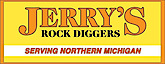 Jerry's Rock Diggers's Company logo