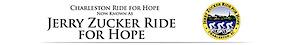 Jerry Zucker Ride For Hope's Company logo