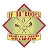 Jf Outdoors Tennis, Ski & Sport's Company logo