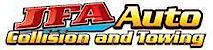 JFA Auto's Company logo