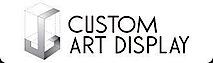 Jg Custom Art Display's Company logo