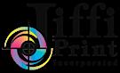 Jiffi Print, A Media Systems Company's Company logo