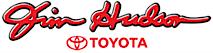 Jim Hudson Toyota's Company logo