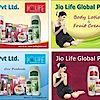 Jio Life Global's Company logo