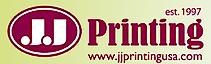 JJ Printing's Company logo