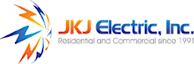 JKJ Electric's Company logo