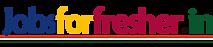 Jobs for Fresher's Company logo
