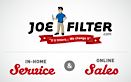 Joe Filter's Company logo