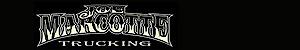 Joe Marcotte Trucking's Company logo