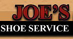Joe's Shoe Service's Company logo