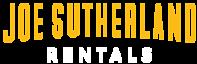 Joe Sutherland Rentals's Company logo