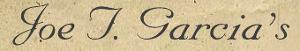 Joe T. Garcia's's Company logo