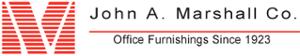 John A. Marshall's Company logo