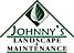 Johnny's Landscape & Maintenance Logo