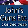 Johns Guns Etc's Company logo
