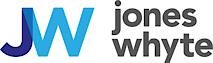 Jones Whyte's Company logo