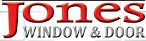 Jones Windows & Door's Company logo