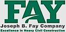 Joseph B Fay's Company logo