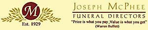 Joseph Mcphee Funeral Directors's Company logo