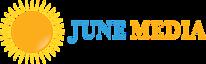 June Media's Company logo