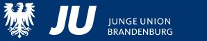 Junge Union Brandenburg's Company logo