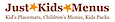 4 The Kids Consignment's Competitor - Just Kids Menus logo