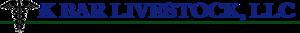 K Bar Livestock's Company logo
